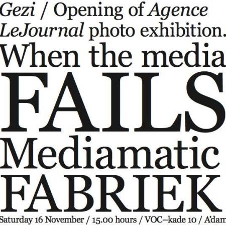 WHEN MEDIA FAILS